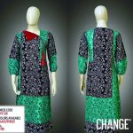 Change Comfortable Assortment Eid Fall Suits for Females (6)