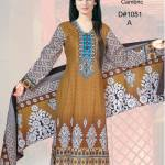Dawood Cotton Dress Collection 2014 6