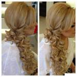 Great Modern Engagement Hair styles 2014 For Brides (3)