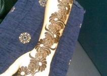 Latest Mehndi Designs 5
