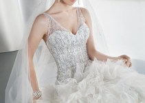 Llissa Awesome Wedding Party Gowns  Bridal Gallery (4)