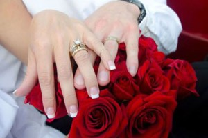 Marriage Day Roses + Wedding Rings Compilation 2014 (5)