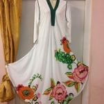 Nadia's Collection Casual Wear Dresses Collection 2014