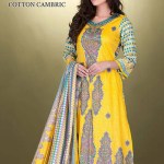 Naveed Nawaz textiles Star Cotton Cambric Collection 2014-15 33