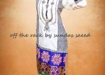 Off the rack by Sundas Saeed Mid Summer Dresses Collection 2014 2