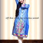 Off the rack by Sundas Saeed Mid Summer Dresses Collection 2014 6