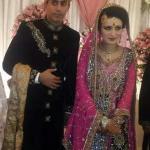 Pakistani cricketer Nasir Jamshed Wedding Pics Photoshoot Image (4)