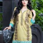 Rabea Kurti Collection 2014 By Shariq Textile 7