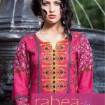 Rabea Kurti Collection 2014 By Shariq Textile