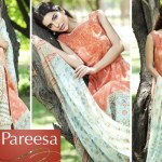Trendy Pareesa Bakra Eid Have on Outfits 2014 by Chen One (2)