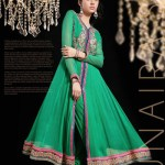 Zunaira's Lounge Party Wear Dresses Collection 2014 5