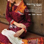 Alkaram Winter Beautiful Clothes Collection 2014-15 For Girls (3)