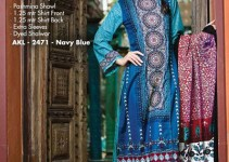 Alkaram Winter Beautiful Clothes Collection 2014-15 For Girls (6)