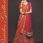 Bridal Wear Heavy Lehengas Collection 2014-15 5