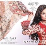 Ghani Textile Linen Collection 2014-15