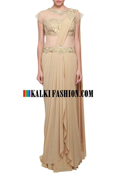 KalkiFashion Party Wear Maxi Collection 2014-15 3