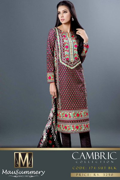 Mausummery Cambric Choice 2014 For Ladies (2)
