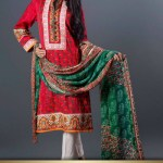 Mausummery New Eid Wear Dresses Collection 2014-15 4