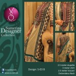 sumerina Designer Collection by VS Textile Mills 2014-15 5