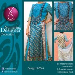 sumerina Designer Collection by VS Textile Mills 2014-15 8