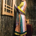 Amna ismail Semi Stitched Winter Collection 2014 1