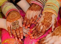 Bridal Mehndi Designs for Hands 1