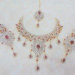 Bridal & Wedding Jewellery Sets Collection 2014-15