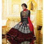 Current Indian Fashionable Beauty Outfits For Females 2014-15 (3)