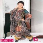 Dawood Winter Fall Dresses Collection 2014-15 18