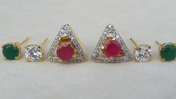 Earrings Designs Collection 2014-15 5