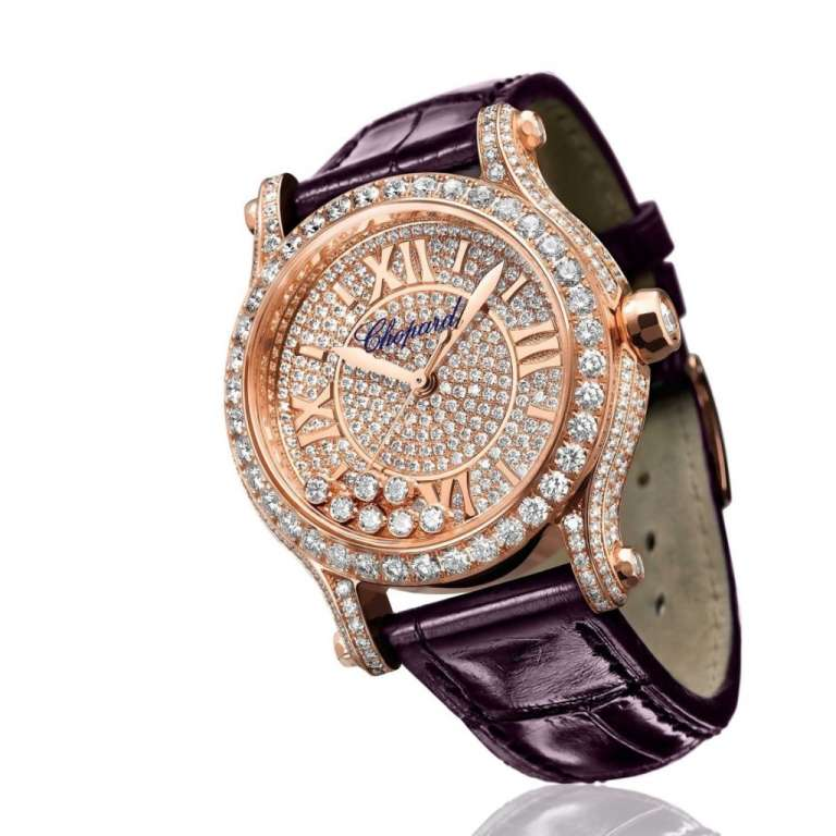Fantastic Chopard Diamond Watches Collection 2015 (2)