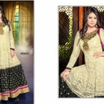 Floor Touch Padded Hottest Anarkali Clothes For Ladies (6)