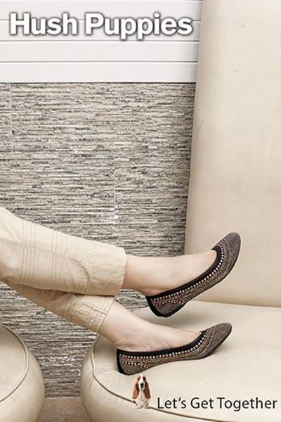 Hush Puppies (Pakistan) Shoes Collection 2014-15