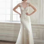 Maggie Sottero Cold Weather Stunning Use Marriage Suits Choice 2015 (1)