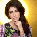 Mashaal Embroidered Shawl Collection 2014-15