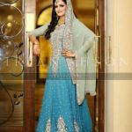 Most Recent Pakistani Beautiful Wedding Clothes UK For Females 2014-15 (3)