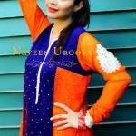 Naveen Uroosa Lovely Formal Dresses 2015 For Ladies (5)