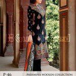 Pashmina Woolen Collection by GulAhmed 2015 4