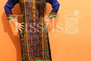 Taslees Lovely Winter Wear Garments Collection 2014-15 (1)