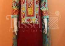 Tassels Winter dresses collection 2014-15 1