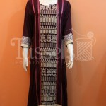 Tassels Winter dresses collection 2014-15 2