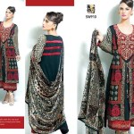 Winter Dresses Gallery Vol 3 By Shaista Textile For Girls (7)