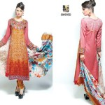 Winter Dresses Gallery Vol 3 By Shaista Textile For Girls (8)