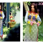 Zanisha Stitched Linen Garments 2014-15 by Al-Zohaib (11)