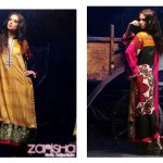 Zanisha Stitched Linen Garments 2014-15 by Al-Zohaib (6)