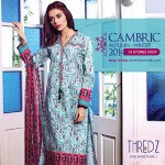 Cambric Un-Stitched Winter Collection 2014 4