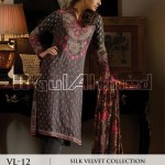 Gul Ahmed Fashion fall winter collection 2014-15