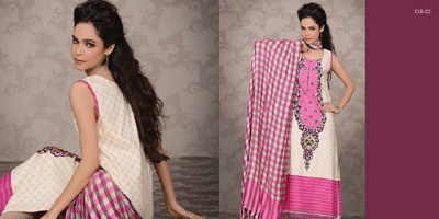 Lala Celebre Embroidered Woolen Shawl Collection 4