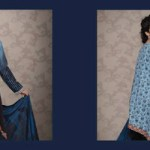 Lala Celebre Embroidered Woolen Shawl Collection 5