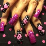 Lovely Pictures Variety of 3D Nail Style (3)